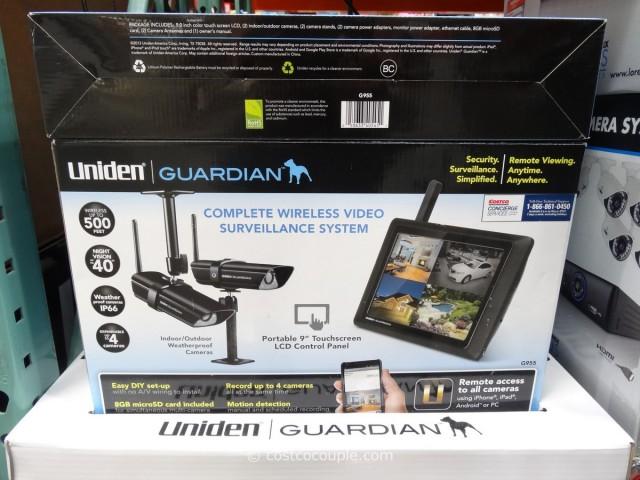 Uniden Wireless 2 Camera Observation System