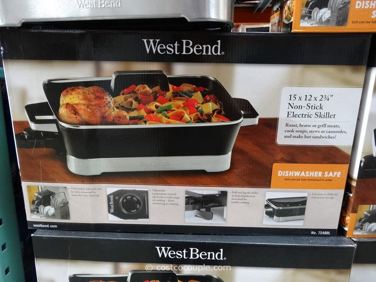 West Bend Electric Skillet Costco 1