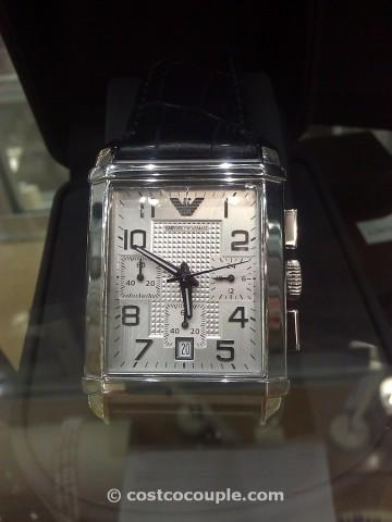 Emporio Armani Chronograph Watch Costco 1