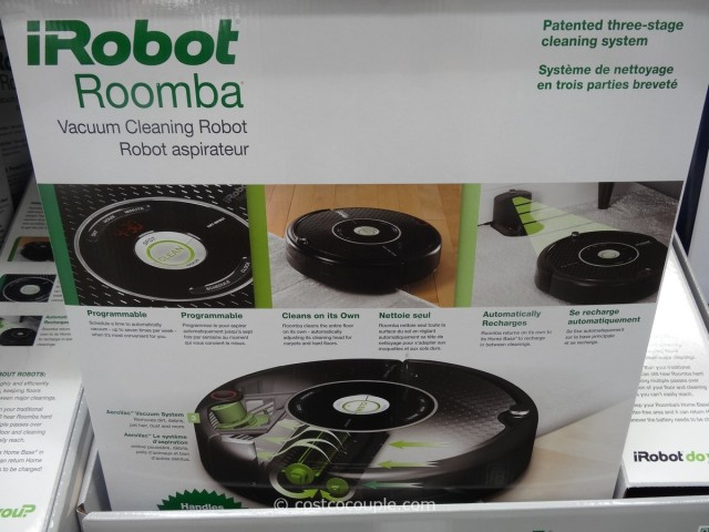 iRobot Roomba 595 Pet Series Costco 1