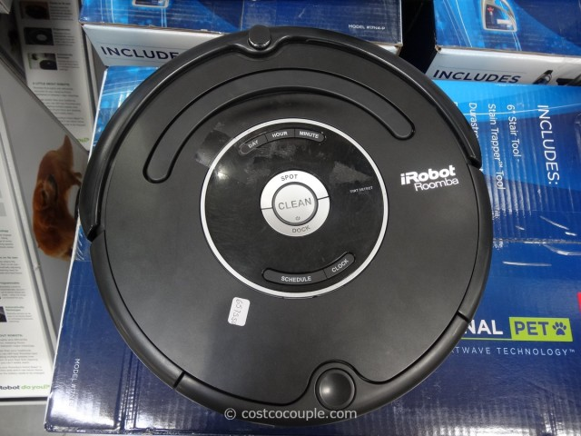 iRobot Roomba 595 Pet Series Costco 3