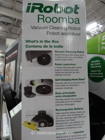 iRobot Roomba 595 Pet Series Costco 6