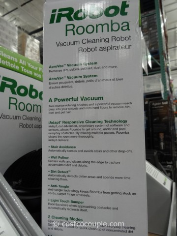 iRobot Roomba 595 Pet Series Costco 7