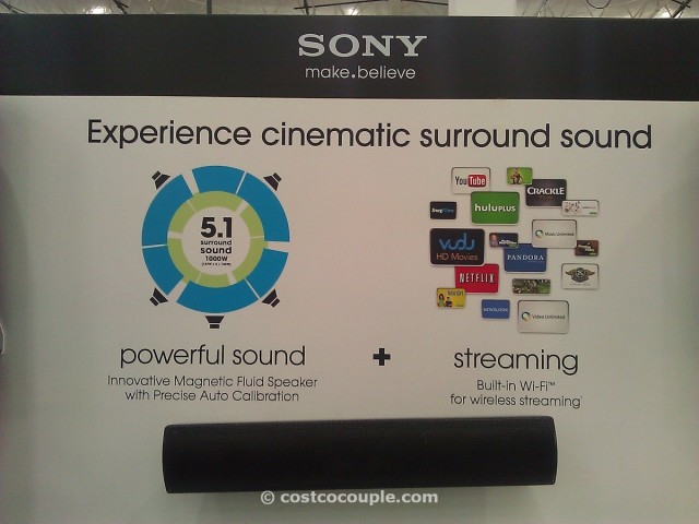 Sony 3D Blu Ray Home Theater Costco 3