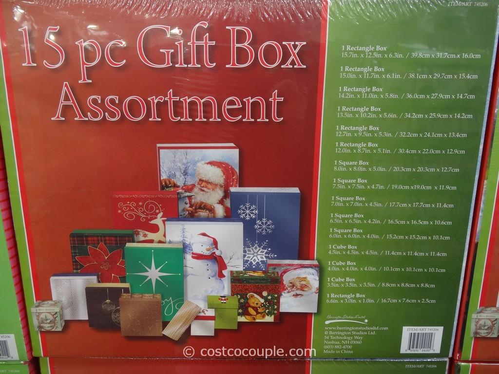 15 piece gift box assortment costco 3