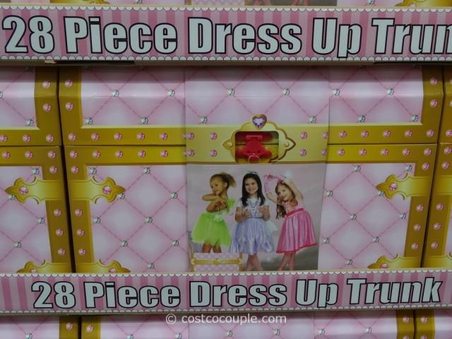 28 Piece Dress Up Trunk Costco 3