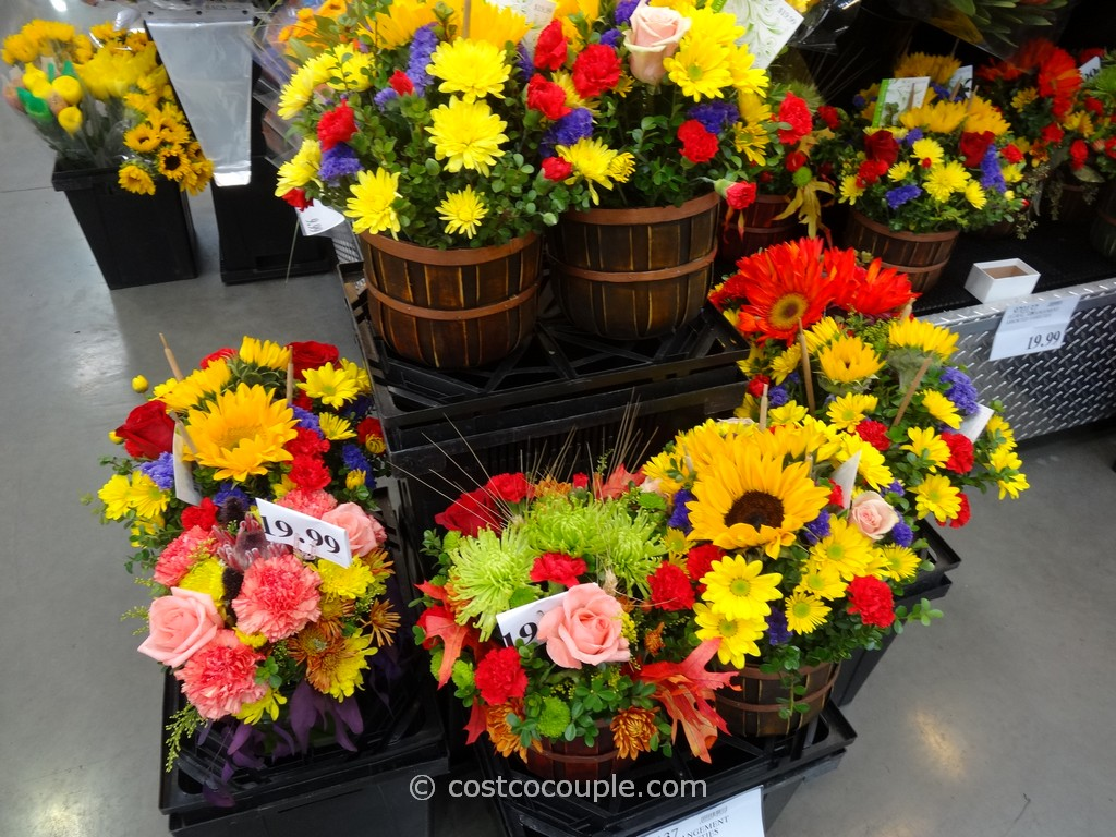 Assorted Floral Arrangement Costco 2