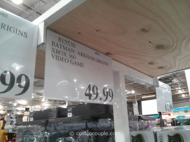 Batman Arkham Origins Costco 1