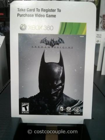 Batman Arkham Origins Costco 4