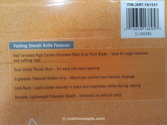 Bear Grylls Gerber Survival 2 Piece Knife Set