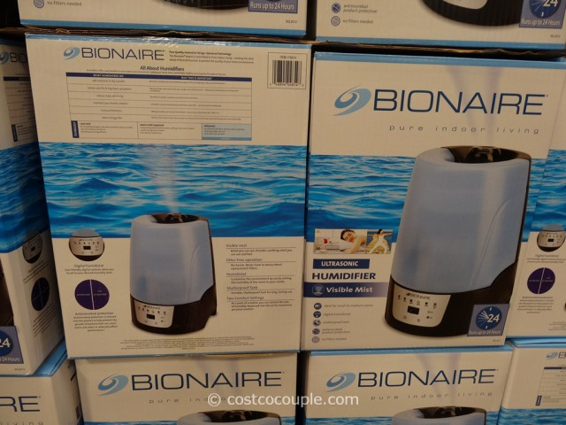 how to clean bionaire humidifiers