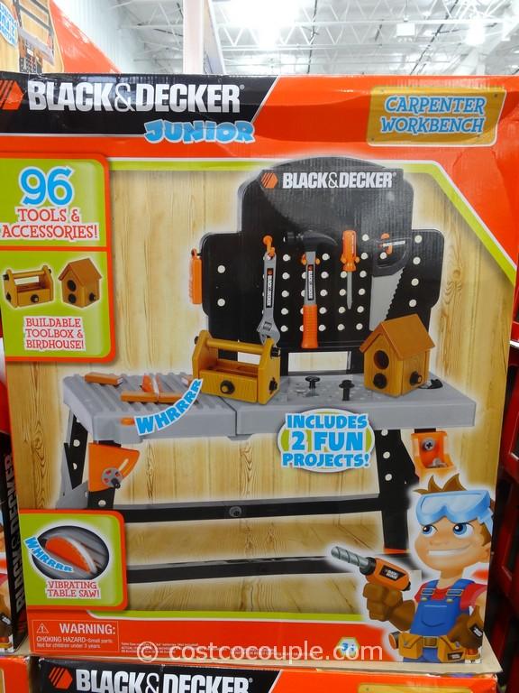 Black and decker junior carpenter workbench - Costco toys for kids ...