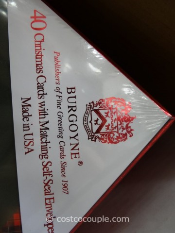Burgoyne Christmas Cards Costco 2