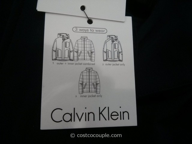 Calvin Klein Mens 3-in-1 Jacket Costco 5