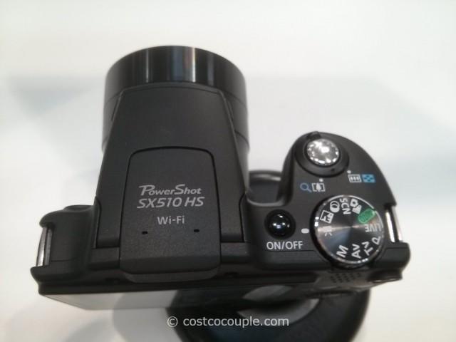 Canon Powershot SX510 HS Costco 2