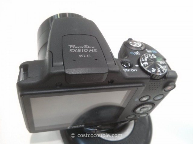 Canon Powershot SX510 HS Costco 3