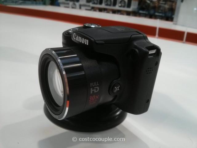 Canon Powershot SX510 HS Costco 4