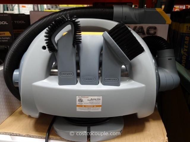 Carrand AutoSpa AutoVac Bagless Vacuum Costco