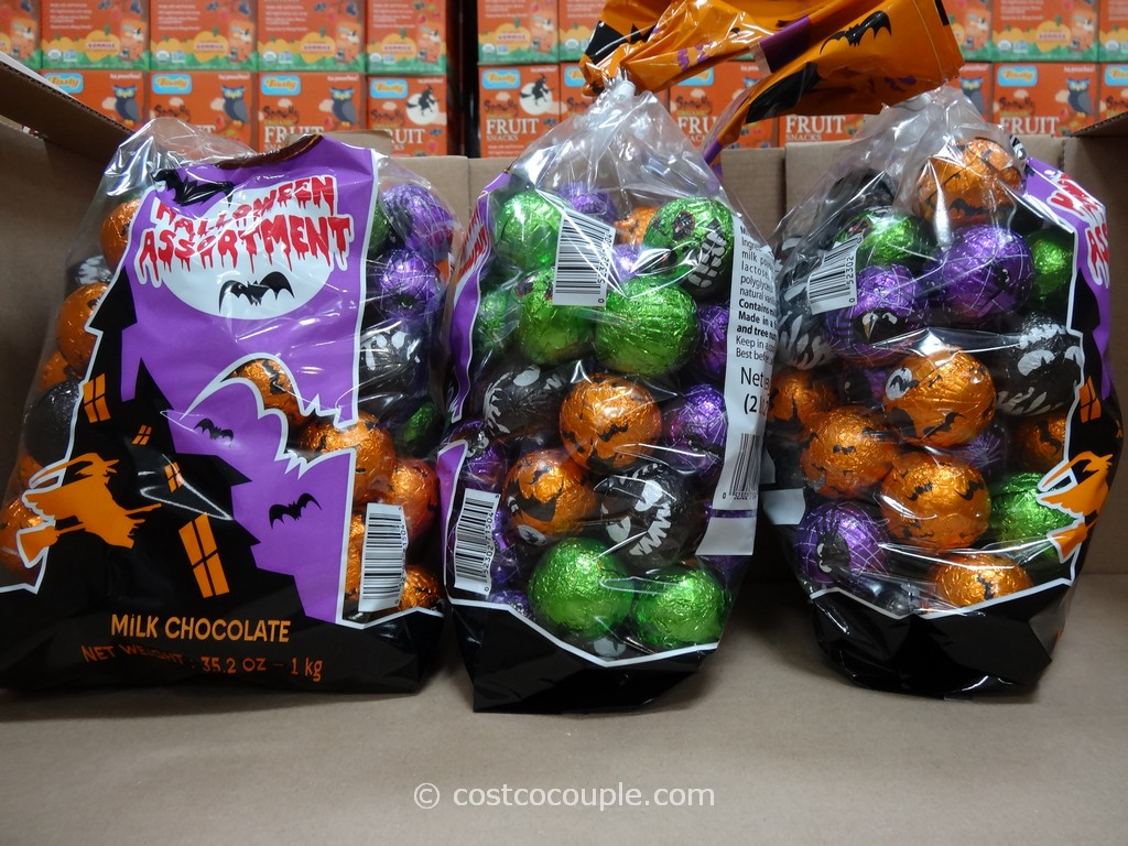 Cemoi Halloween Chocolate Costco 1