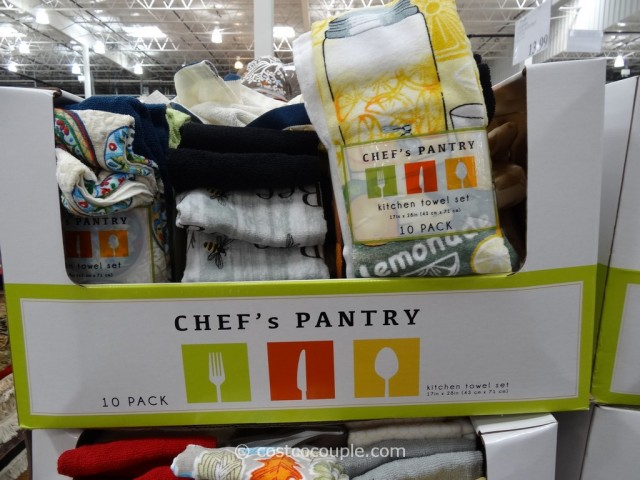 Chefs Pantry Kitchen Towel Set