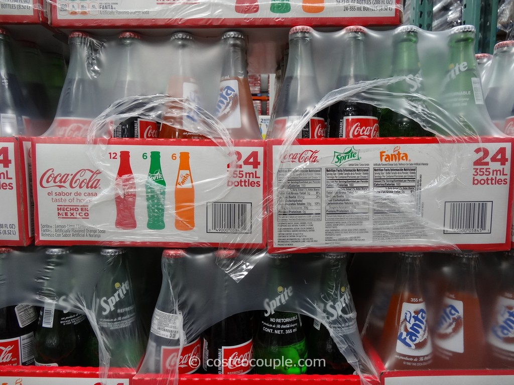 Coca Cola Fiesta Variety Pack Costco 1