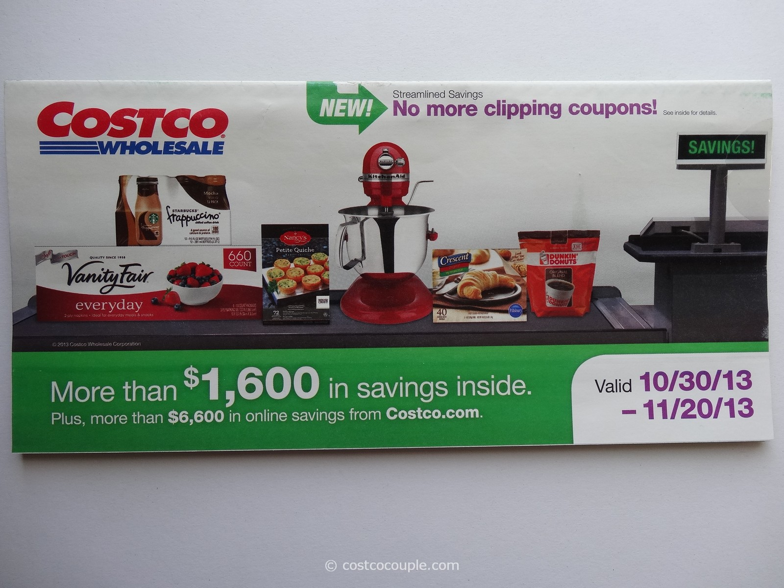 Costco November 2013 Coupon Book 1