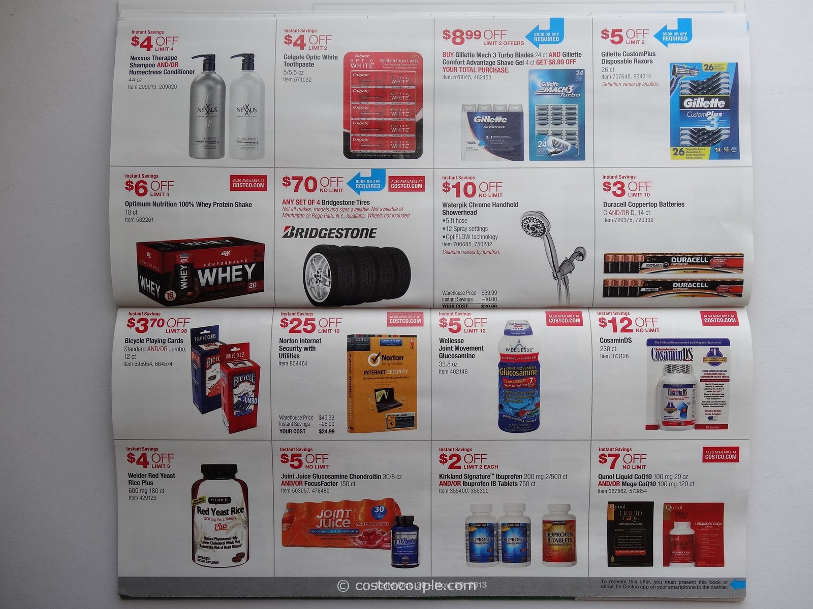 December's Costco coupon book is here, and we've got a list of all the savings in one place! The in-store deals will be valid from November 27th through December 24th.
