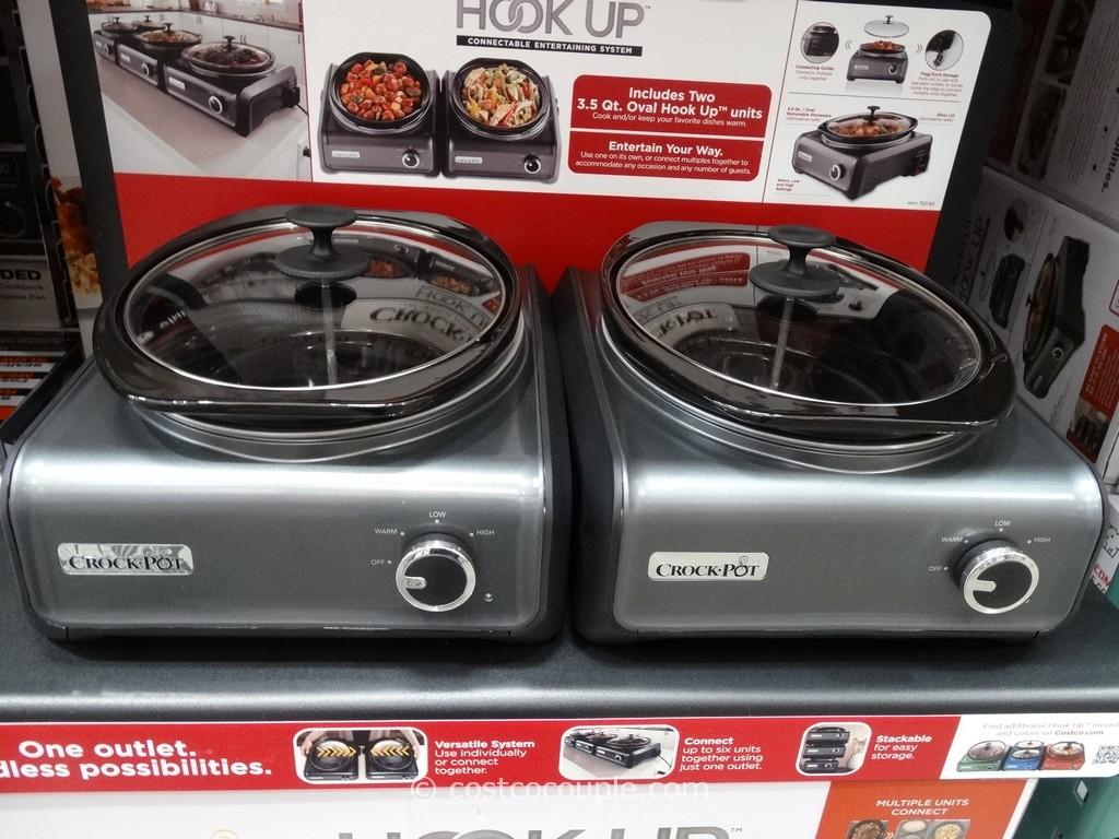 Slow cooker hookup