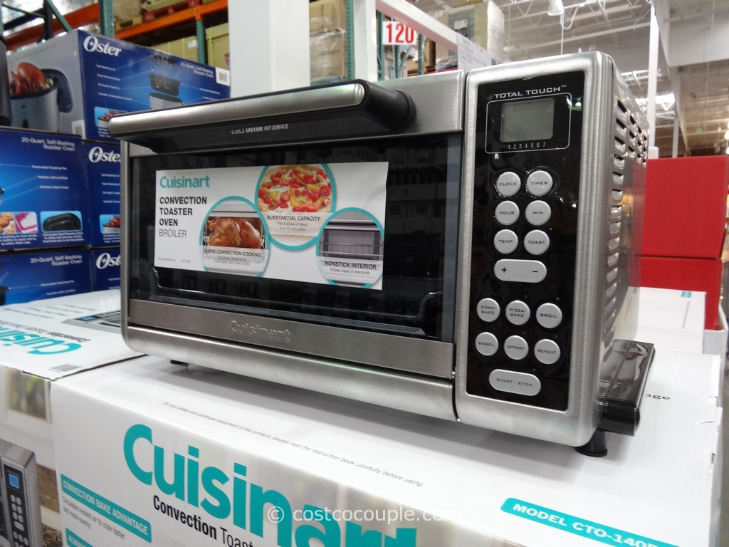 Countertop Oven Costco : Cuisinart Convection Toaster Oven Costco 1