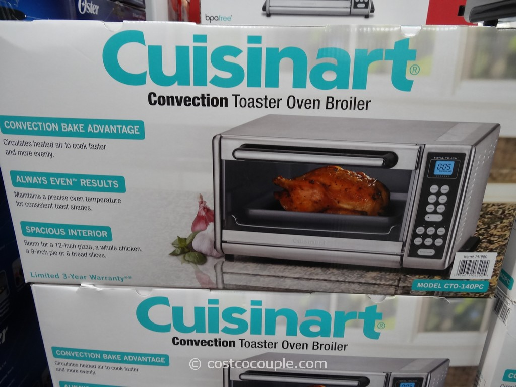 Cuisinart Convection Toaster Oven Costco 3