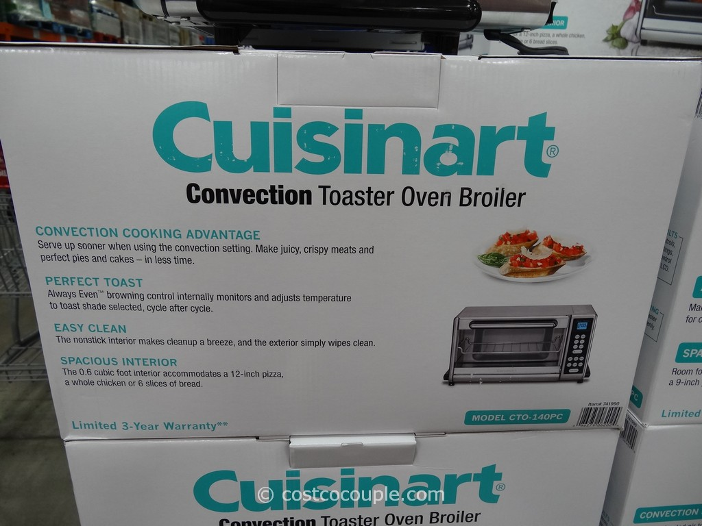 Countertop Oven Costco : Cuisinart Convection Toaster Oven Costco 5