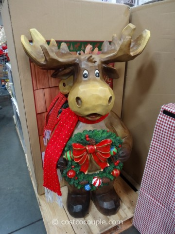 Decorative Moose Costco 4