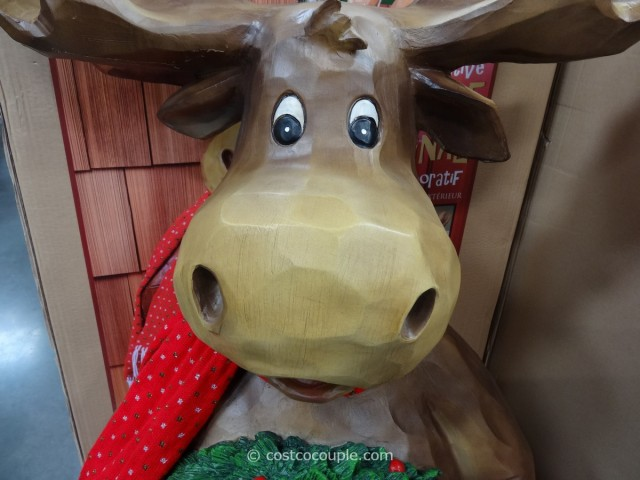 Decorative Moose Costco 5