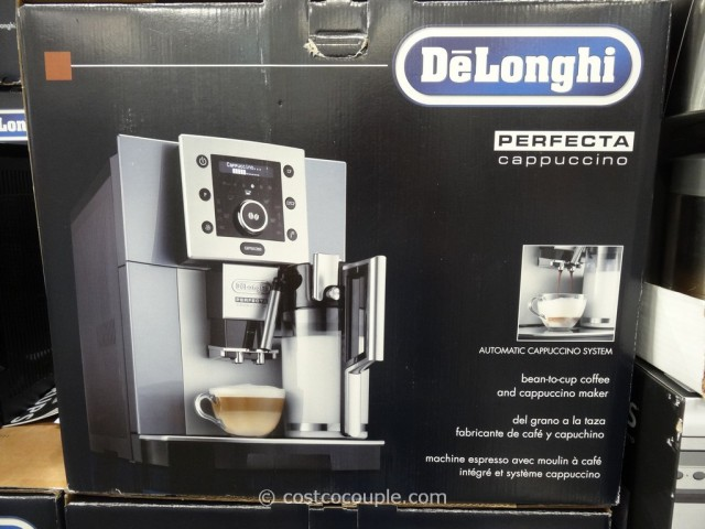 Delonghi Perfecta Cappuccino Costco 1
