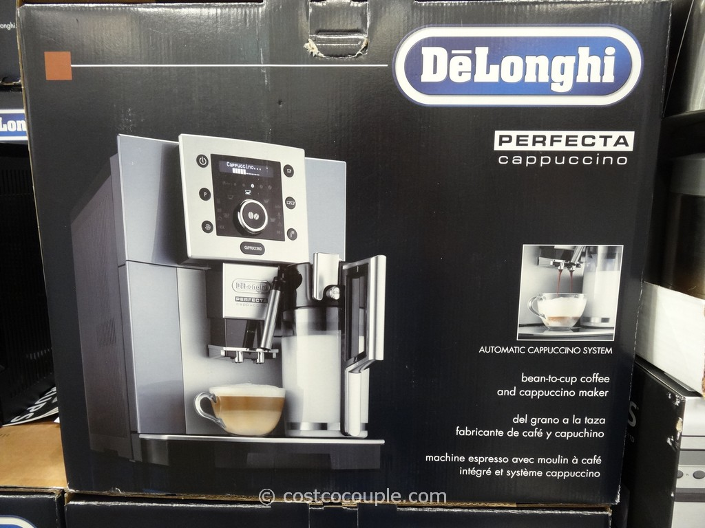 Delonghi Perfecta Cappuccino Costco 1