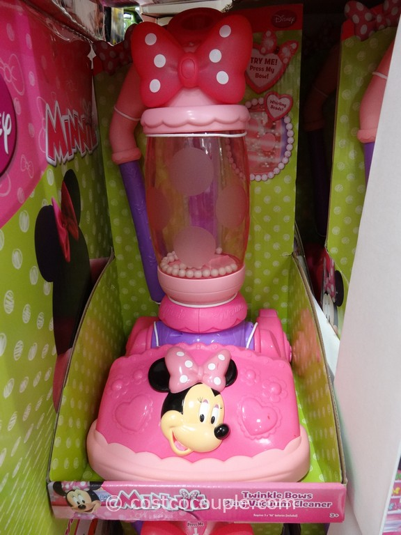 Disney Minnie Play Vacuum Cleaner Costco 3