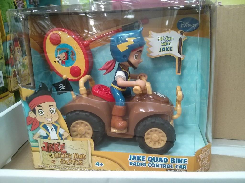 Disney Preschool RC Vehicle Costco 3