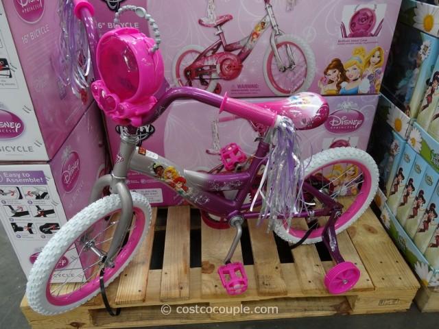 Disney Princess 16 Inch Bicycle Costco 2