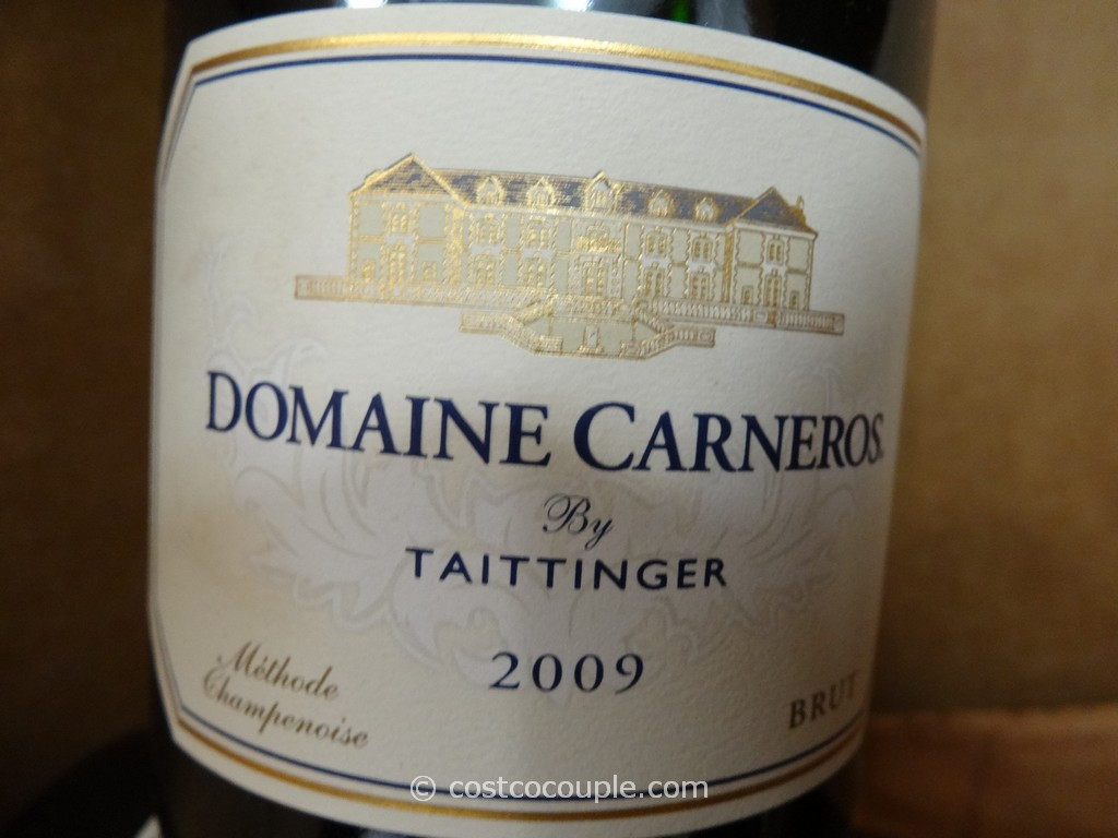 Domaine Carneros Brut Sparkling Wine Costco 3