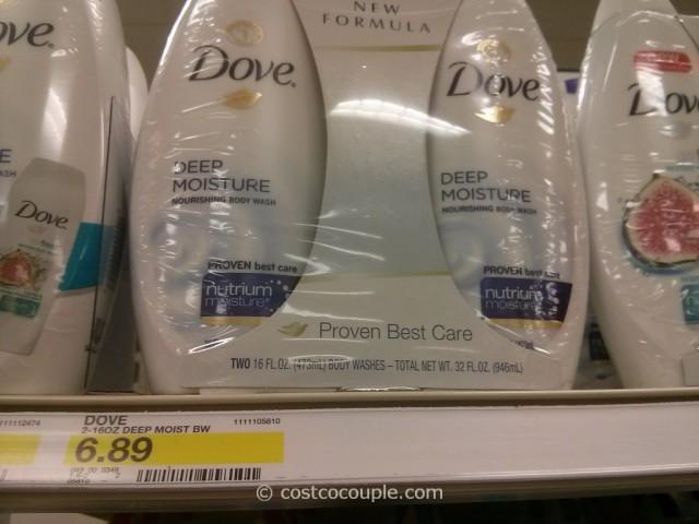 Dove Bodywash Target