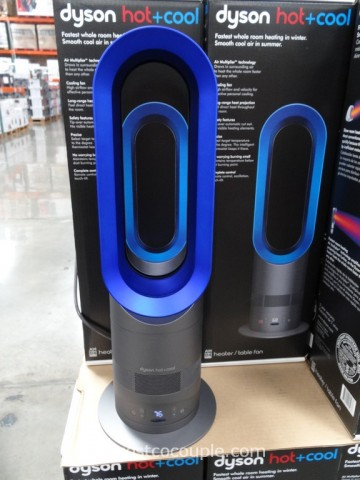 Dyson Hot and Cold Bladeless Heater Fan Costco 1