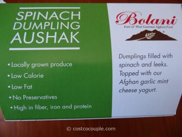 East West Gourmet Spinach Dumpling Costco 4