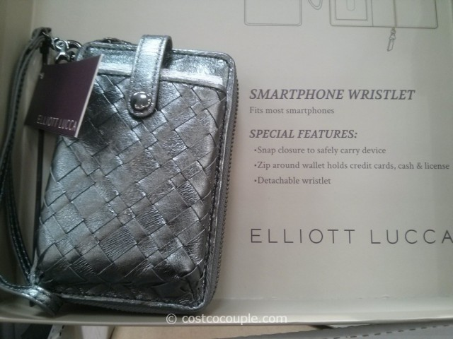 Elliott Lucca Smartphone Wristlet Costco 4