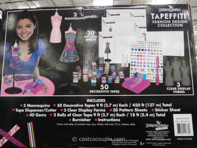 Fashion Angels Tapeffiti Costco 3