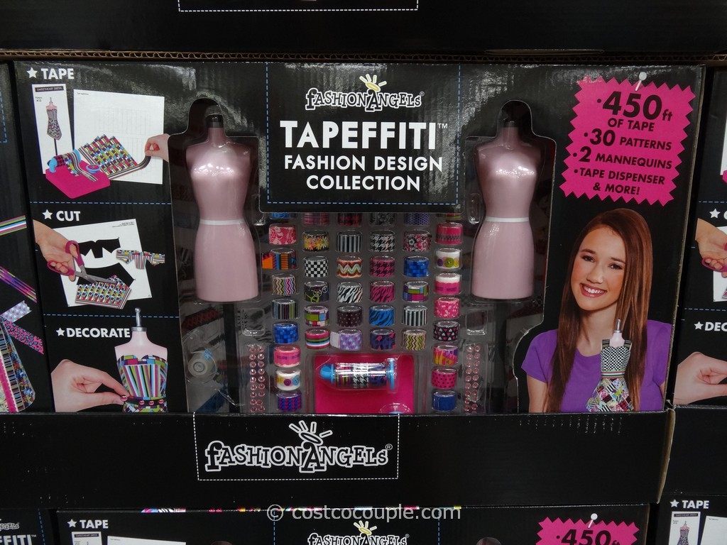 Fashion Angels Tapeffiti Costco 4