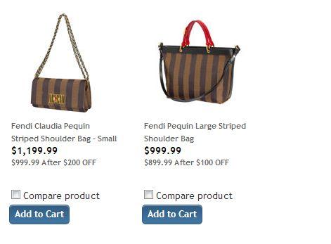 Fendi Shoulder Bags Costco