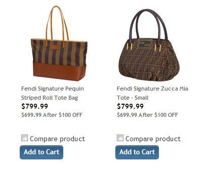 Fendi Tote Bags Costco