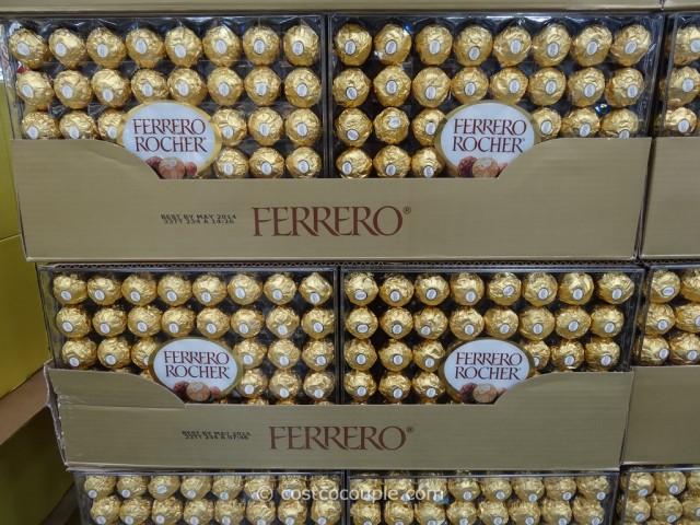Ferrero Rocher Hazelnut Chocolates Costco 3