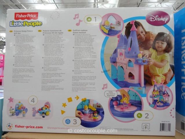 Fisher-Price Disney Princess Palace Costco 2