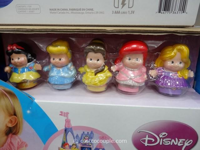 Fisher-Price Disney Princess Palace Costco 4